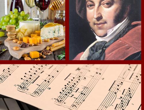 Vieni a cena a casa Rossini!